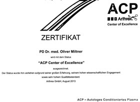 ACP Center of Excellence -