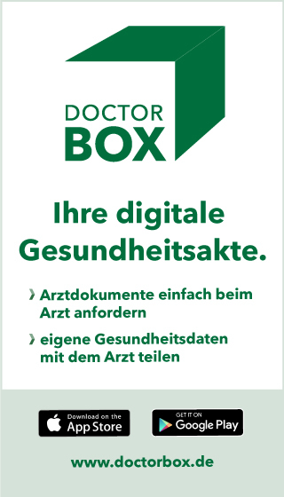 DoctorBox – Ihre digitale Gesundheitsakte